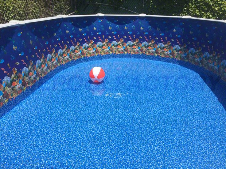 37 Best Above Ground Pool Liners Images On Pinterest Above Ground Swimming Pools Ground Pools