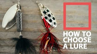 The best trout fishing lures - YouTube