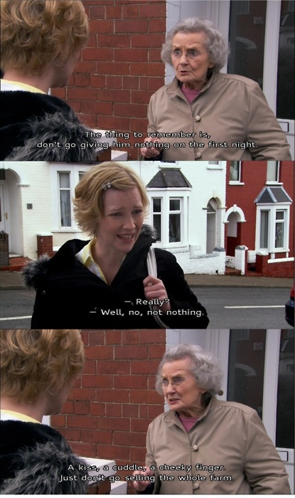 Gavin & Stacey - Stacey and Doris