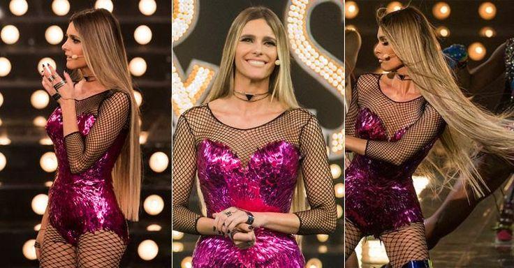 Fernanda Lima adota megahair no 'Amor & Sexo' para ficar com cabelão liso incrível; saiba mais