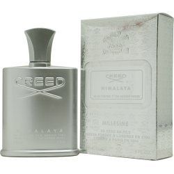 CREED HIMALAYA by Creed for MEN: EAU DE PARFUM SPRAY 4 OZ by CREED HIMALAYA. $117.00. Recommended Use: daytime. Design House: Creed. Fragrance Notes: The exotic aroma of aromatic woods, grapefruit, lemon and musk.. CREED HIMALAYA by Creed for MEN EAU DE PARFUM SPRAY 4 OZ Launched by the design house of Creed in 2002, CREED HIMALAYA by Creed possesses a blend of The exotic aroma of aromatic woods.. It is recommended for daytime wear.