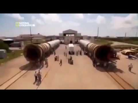 EL TRANSBORDADOR EN MARAVILLAS MODERNAS, Documental National Geographic ...