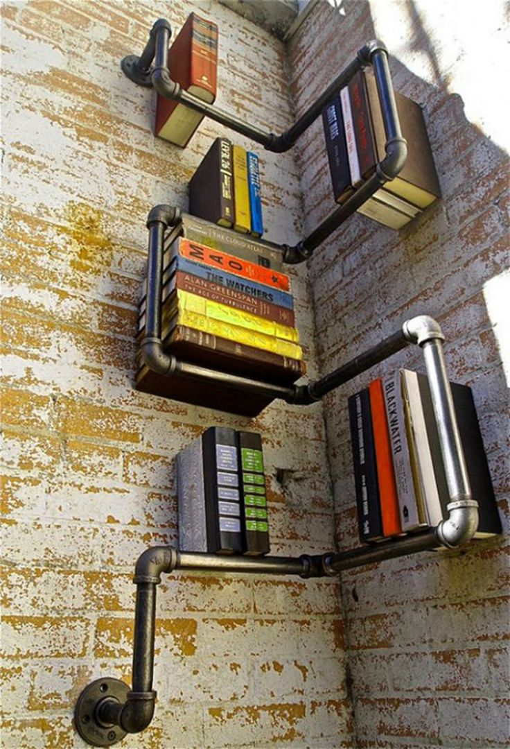 1000  images about mooie boekenkasten voor kleine studentenkamers ...