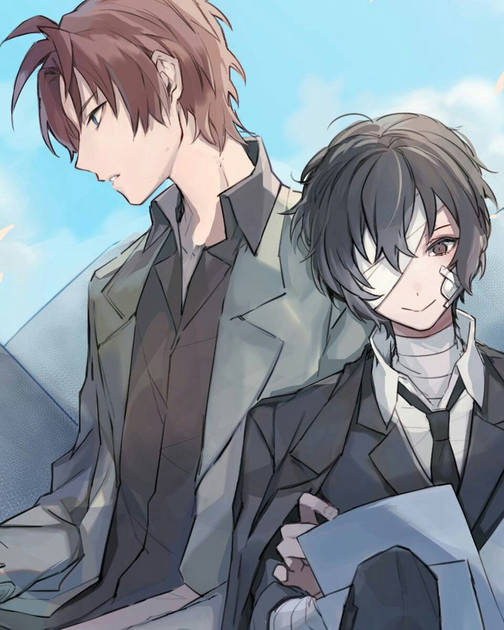 This arc was so sad! - Dazai Osamu & Oda Sakunosuke | Bungou Stray Dogs