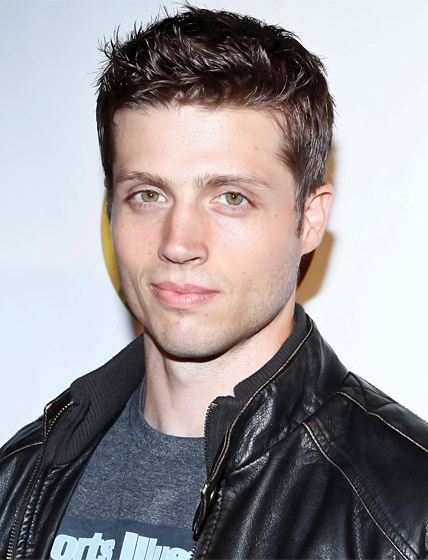Brock Kelly. He was on Supernatural and Pitch Perfect