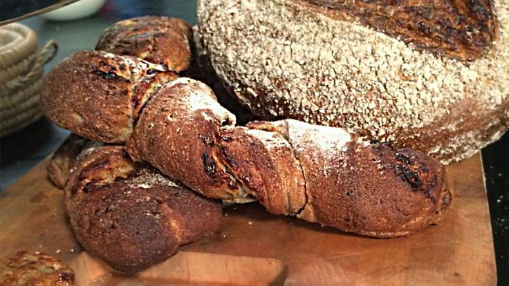 Valnötsbröd med kvarg  | SVT recept