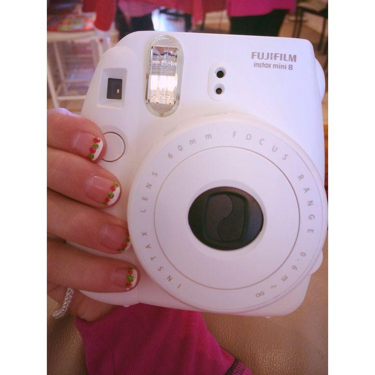 Poleroid camera