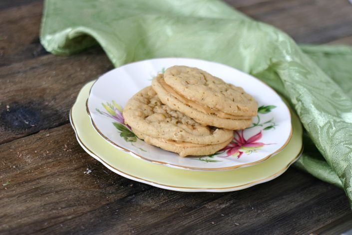 Homemade Girl Scout Cookies: Do-si-dos (Peanut Butter Sandwich Coooki ...