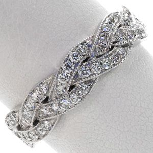 Love this for a wedding band