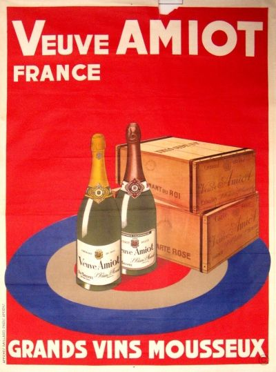 26 best french bubbles images on pinterest bubbles wine and veuve amiot grands vins mousseux poster by anonymous fandeluxe Choice Image