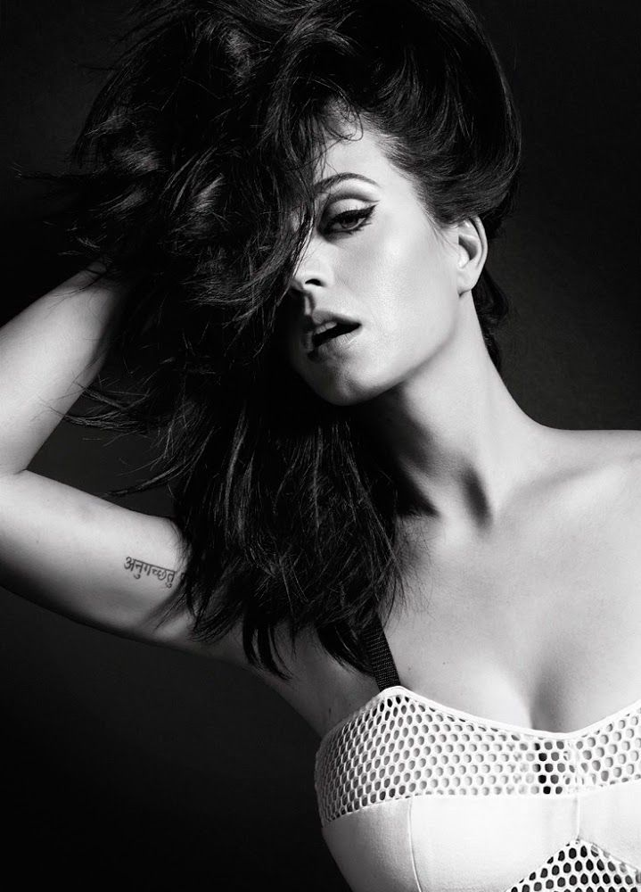 Katy Perry • Marie Claire January 2014