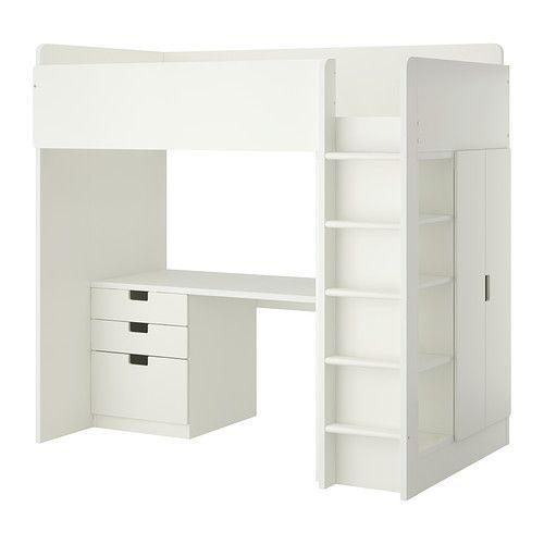 Ikea Kleiderschrank Konfigurator ~  mit Schreibtisch, Regal und Kleiderschrank Der Schreibtisch