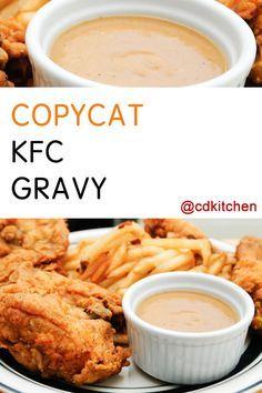 Fake kentucky fried chicken gravy recipes