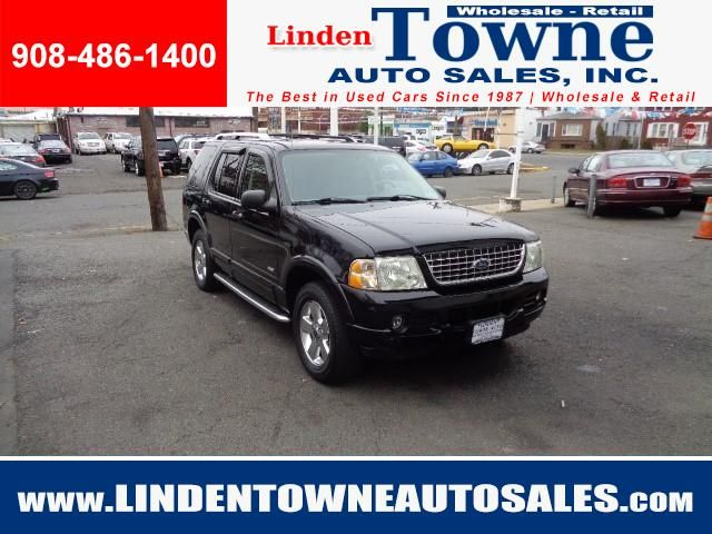 Used 2003 Ford Explorer Limited 4WD for Sale in Linden NJ 07036 Linden Towne Auto Sales, Inc.