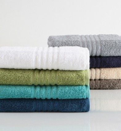 Dri Glo Australian Cotton Bath Sheet - Soft, luxurious towels  - Grown and Made in Australia's backyard - Combed cotton pile for optimum absorbency and durability - Only contains 1 x Bath Sheet