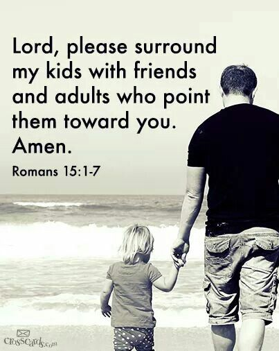 Yes, Lord I trust You to do so!  Amen