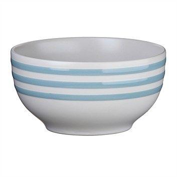 Urban Loft Contemporary Stripe Cereal Bowl 14cm