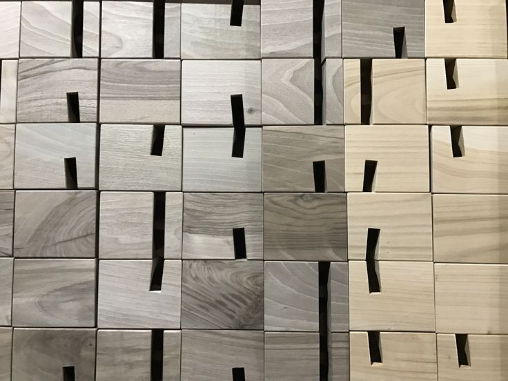 Madera de nogal (izq.) y madera de cerezo (dcha.)