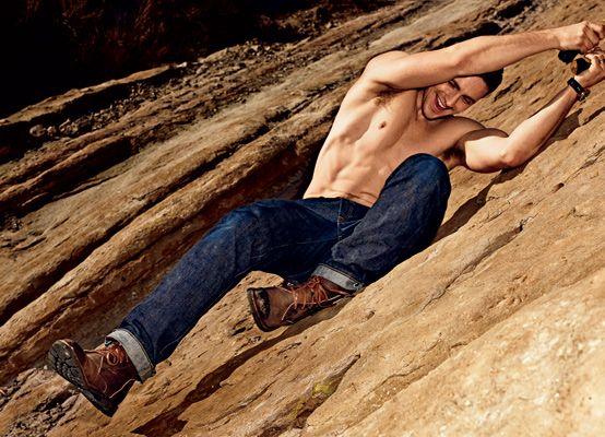 May 2014 Cover Guy Aaron Taylor-Johnson | Men's Health