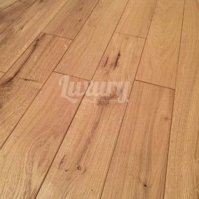 Brushed and Oiled Solid Wood Flooring | Brushed and Oiled Oak Flooring