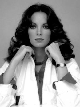 Jaclyn Smith, this lady just kept getting prettier and prettier with age.