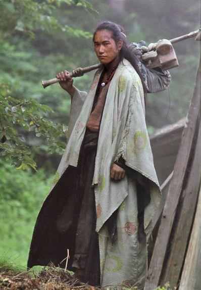 """Kenichi Matsuyama (Japanese acter).   Japanese miniseries """"Taira no Kiyomori""""   early from last years of Heian era in the Kamakura era."""