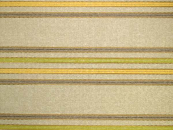 Name: Eco-dyed Linen Stripe Content: 100% linen Width: 300cm Repeat: 50cm (Vertical) Weight: Light Recommended use: Curtain  Rub-test: 8,000