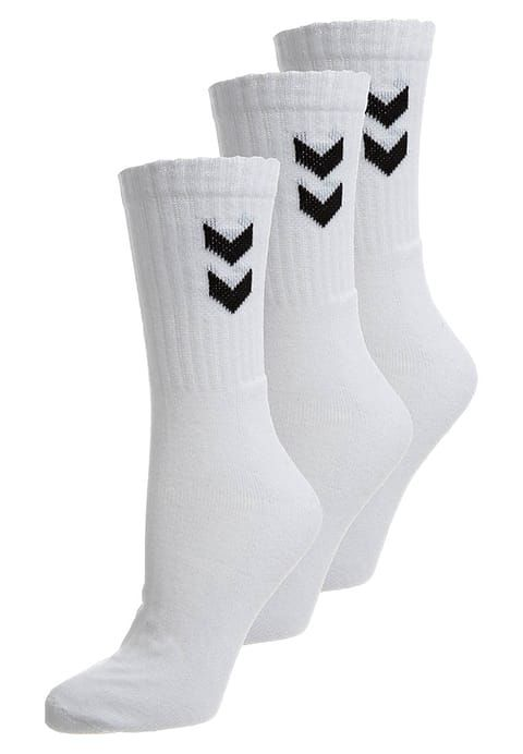 BASIC 3 PACK - Sportssokker - white