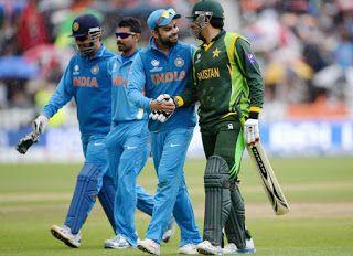 The A - Z Of India Vs Pakistan Cricket Match #cricket