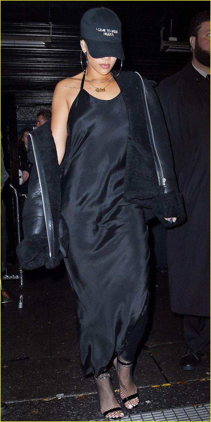 """awesome Awesome 110+ Fashion """"Street Style"""" Ideas by Rihanna"""