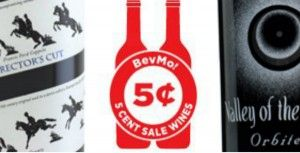 """Even though the BevMo! Five Cent Wine """"Sale"""" is no longer technically a sale, there are plenty of great wines at good prices available for #Superbowl parties and #ValentinesDay   See my top picks based on their current selections:   http://tomsfoodieblog.com/2014/01/28/bevmo-five-cent-sale-picks/"""