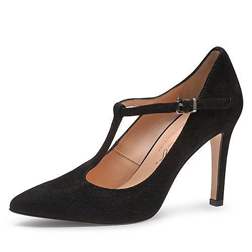 Evita Shoes Pumps schwarz Damen Gr龍핆F