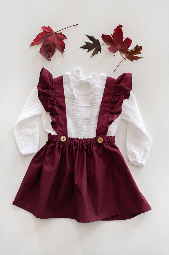 This lovely maroon burgundy cotton dress is very versatile and can be worn year …
