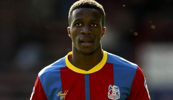 Wilfried Zaha pursued by Manchester United!