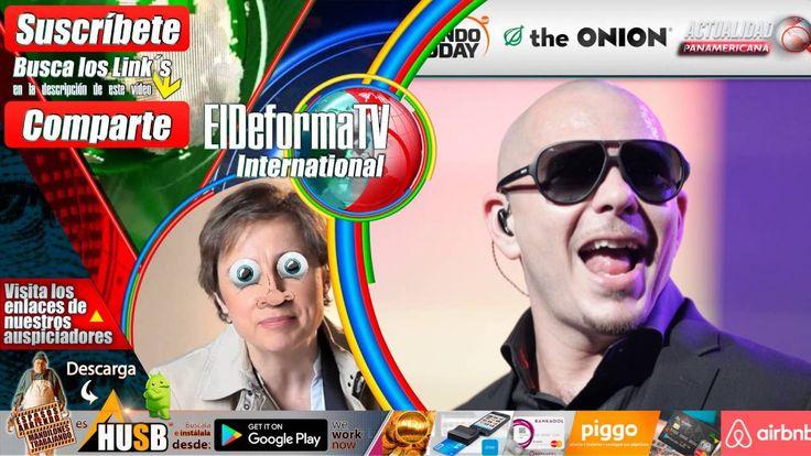 Pitbull presenta su nueva canción reggaetón inspirada en los comentarios...