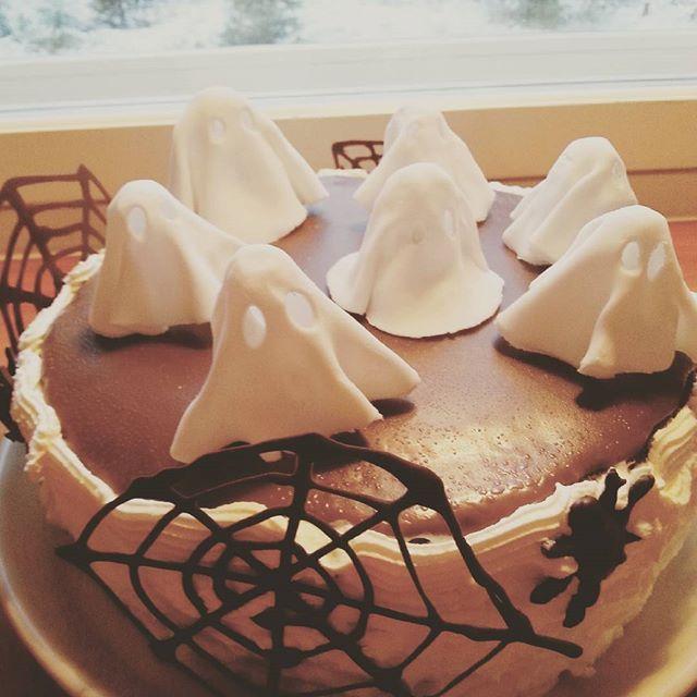 #leivojakoristele #halloweenhaaste Kiitos @carita.m