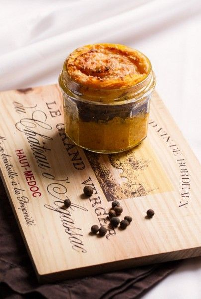 Parmentier au confit de canard et patates douces - Notre carnet de comfort food d'automne - Elle à Table