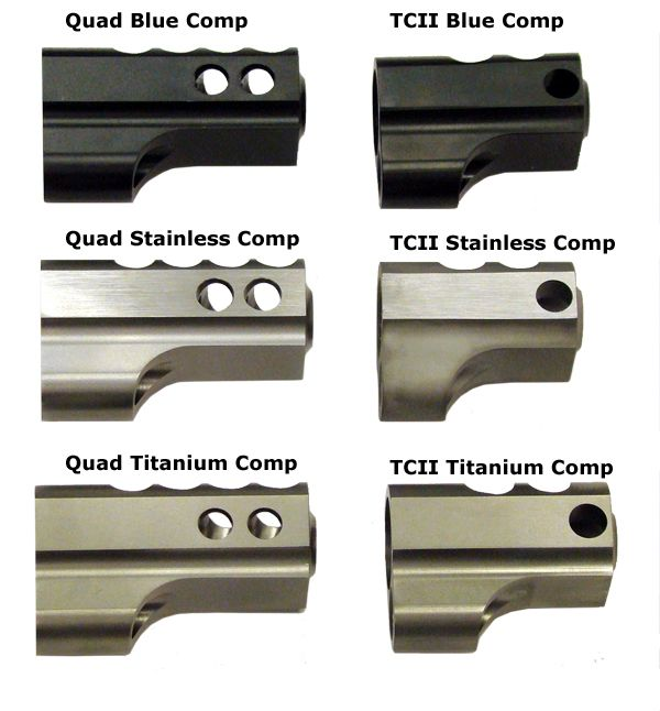 Pics For Gt 1911 Pistol Compensator Guns Pinterest