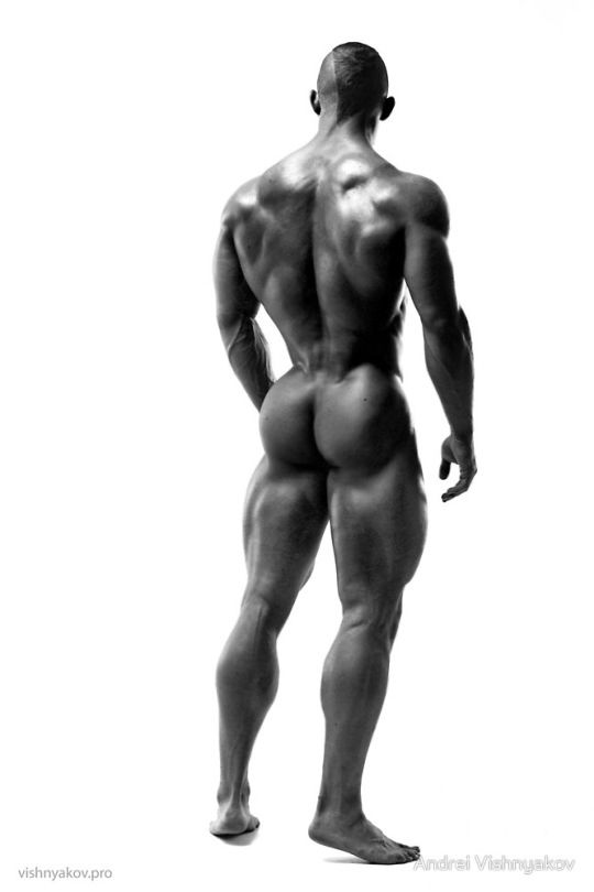Muscular gay bangs black ass