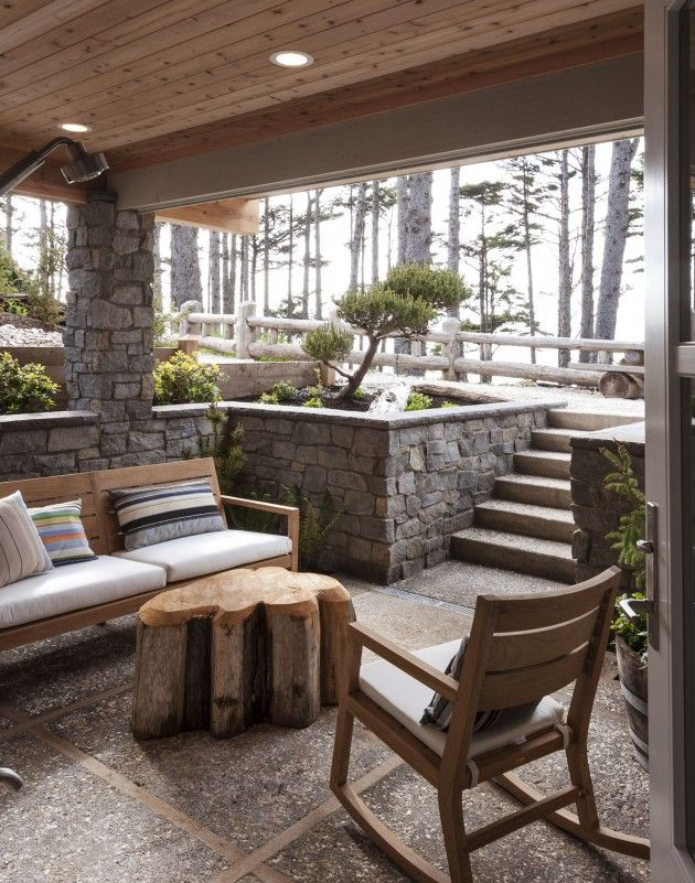 25 best ideas about sunken patio on pinterest sunken for Walkout basement patio