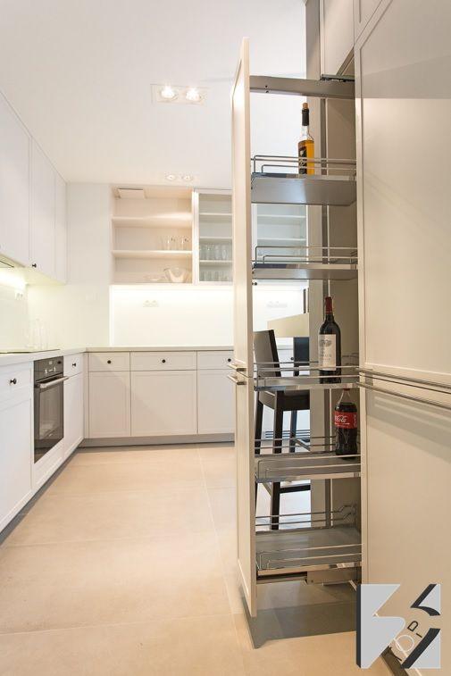 Kompleksowe wyposażenie apartamentu w meble :: 3TOP S.C.