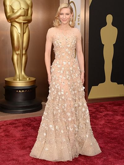 Cate Blanchett @ Oscars 2014