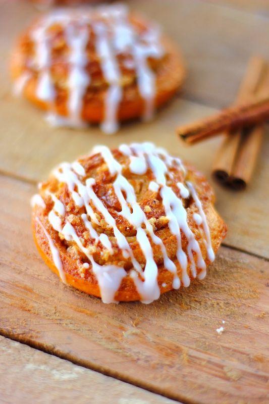 Cinnamon rolls ( Roulés à la cannelle )