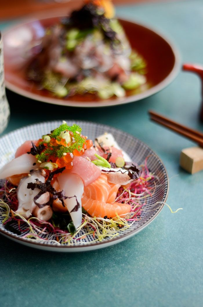 Söma  - bistrot japonais  13 rue saintonge 75003