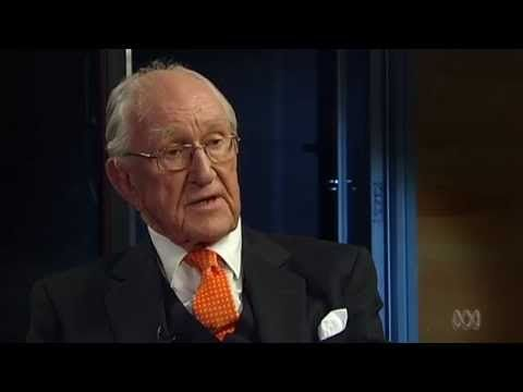 Malcolm Fraser warns Australian govt on Asia-Pacific foreign policy - YouTube