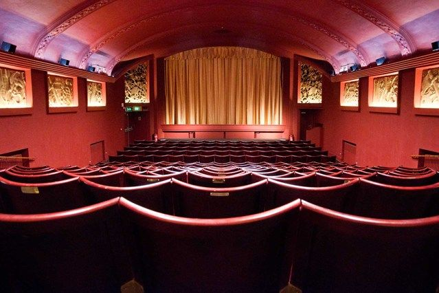 Enjoy reclining chairs and pale ale with your popcorn at the capital's coolest venues