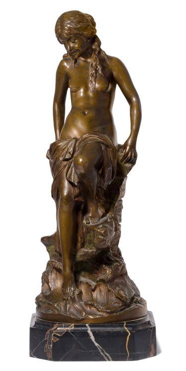 Figur #porzellan #skulpturen #keramik #bronze