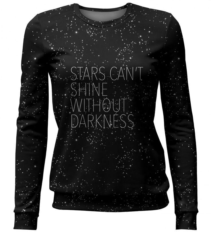 Stars sweater, Mr. GUGU & Miss GO