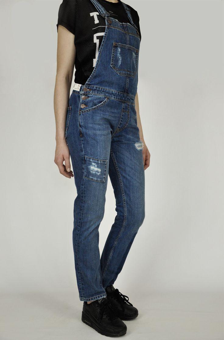 Ogrodniczki Corss Jeans.