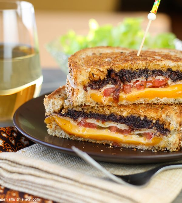 Sandwich: Olive Tapenade, Sandwiches Panini, Grilled Cheese Sandwiches ...